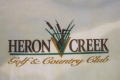 2011 Day 3 - Heron Creek